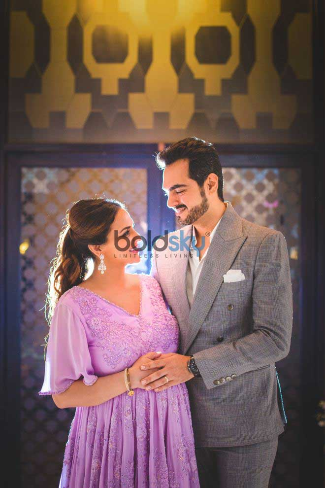 Ahana Deol Throws A Surprise Baby Shower For Mom-To-Be Esha Deol