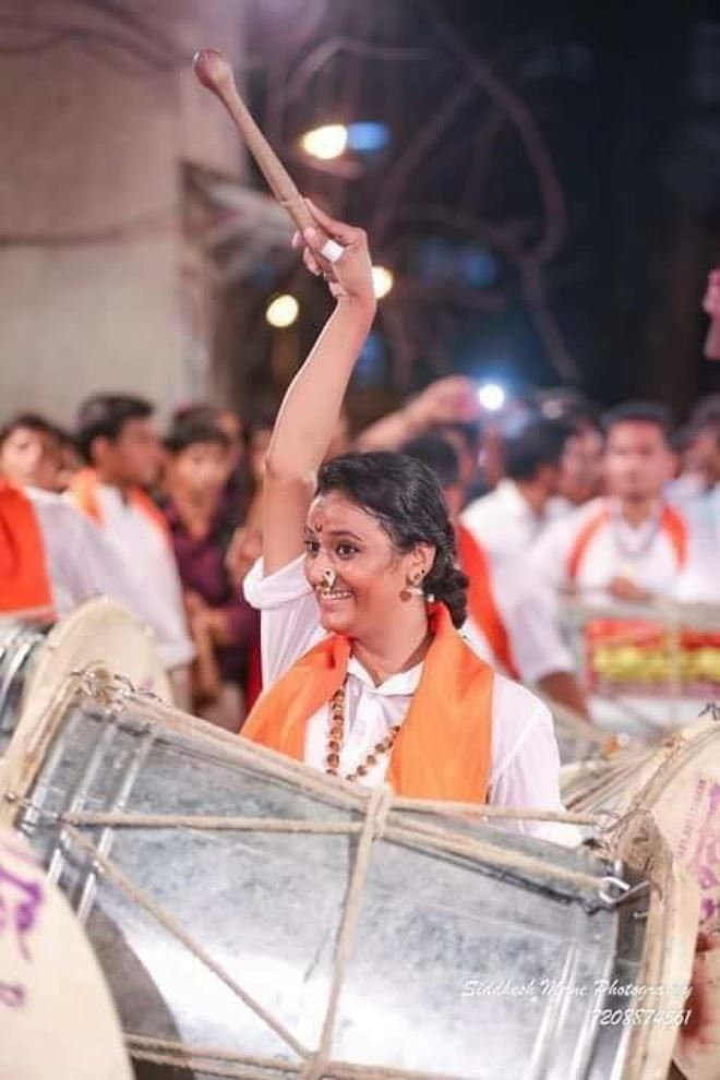 Amazing Pictures Of Powerful Women Celebrating Festivals In India