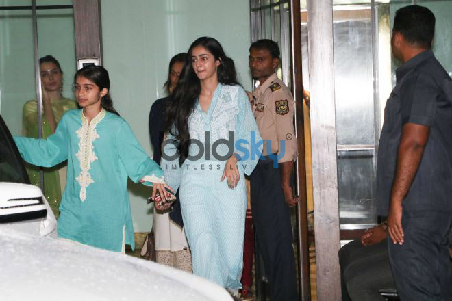 Arpita Khan's Ganpati Celebration
