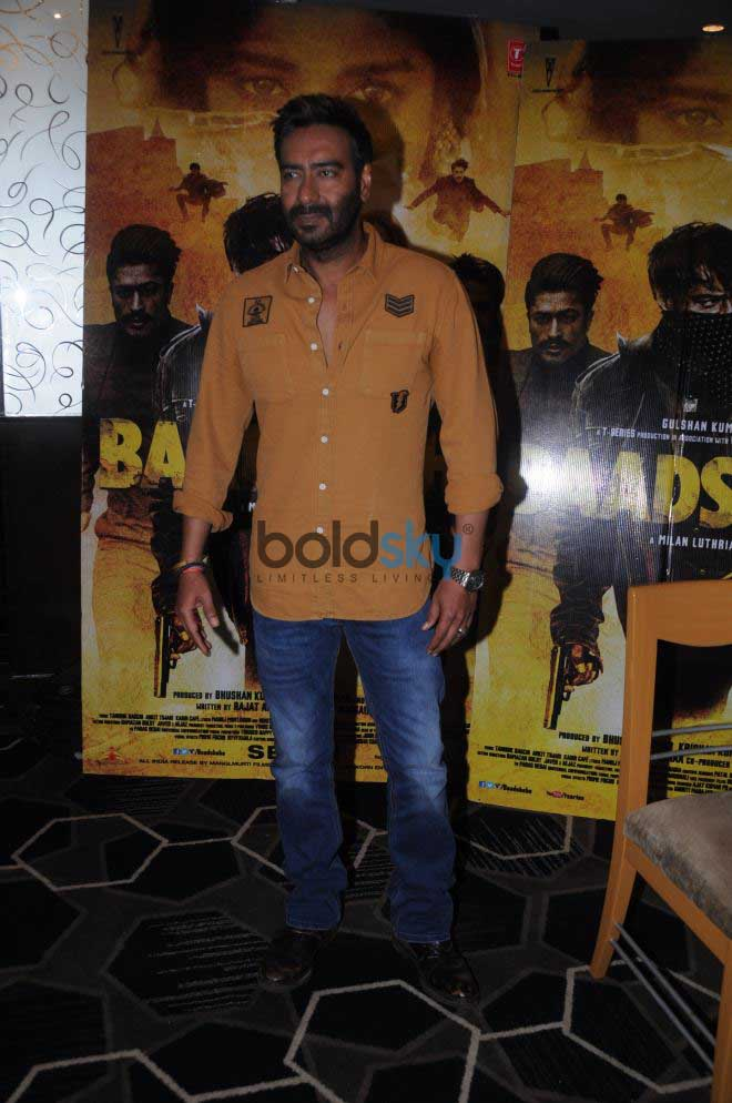 Baadshaho Interview