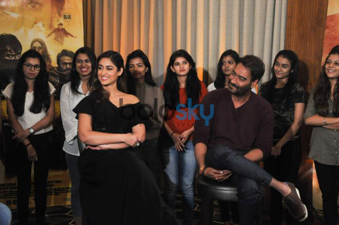 Baadshaho Promotions