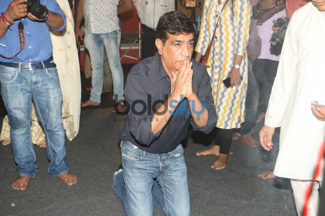 Celebs Celebrate First Day Ganesh Chaturthi