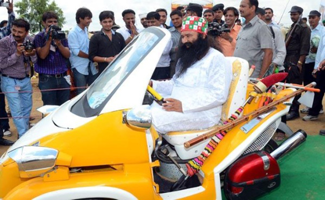 Amazing Car Collection Of Gurmeet Ram Rahim Singh