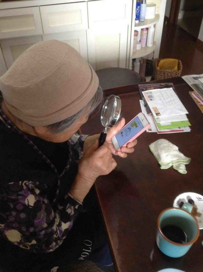 Funny Pics Of Technologically Challenged Old People!
