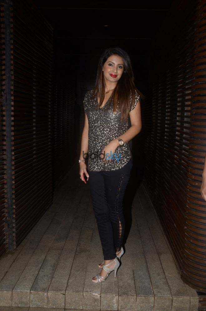 Geeta Basra At Estelle