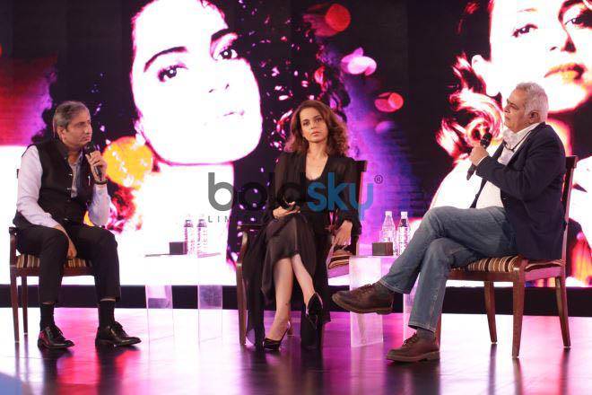 Kangana Ranaut at NDTV Youth For Change
