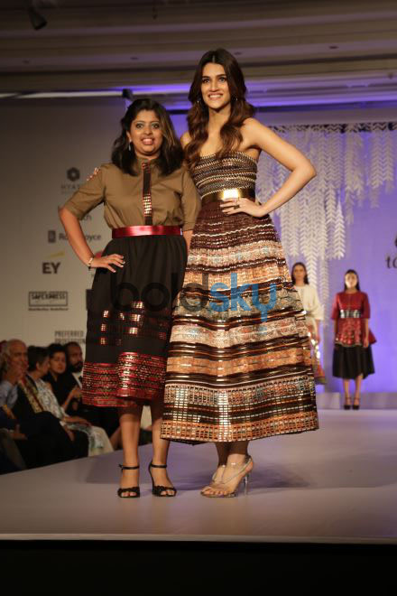 Kriti Sanon At FDCI Tamana In Support Of Differently Abled