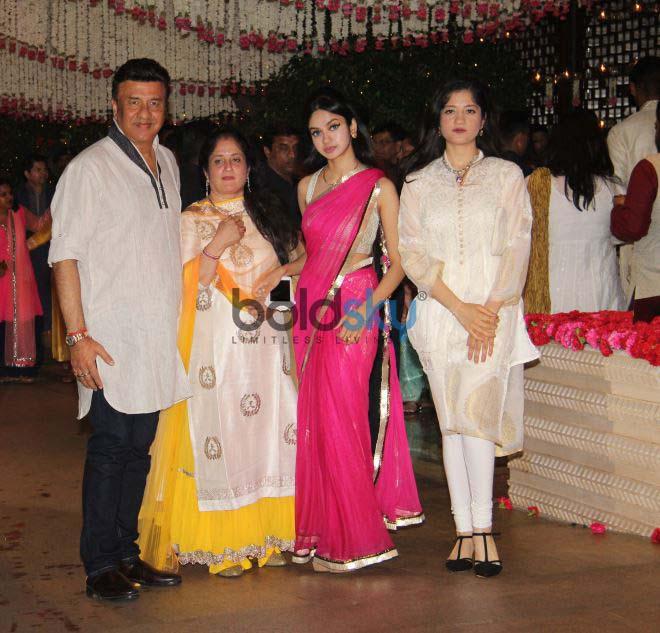 Mukesh Ambani's Ganpati Celebrations