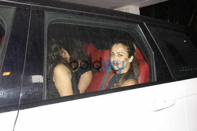 Neha Dhupia Celebrate Her Birthday At Nandita Mahtani's House