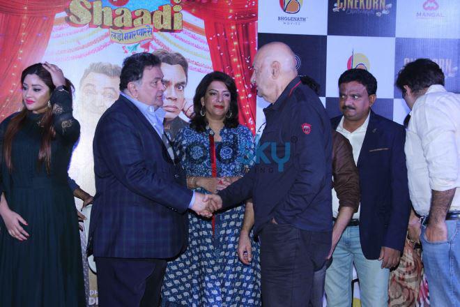 Patel Ki Punjabi Shaadi Trailer Launch