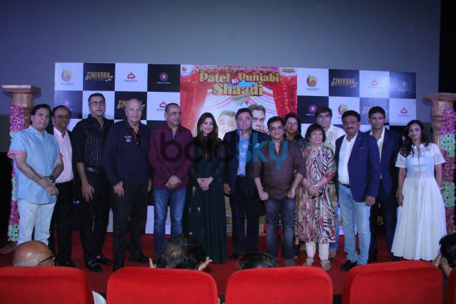 Patel Ki Punjabi Shaadi Trailer Launch