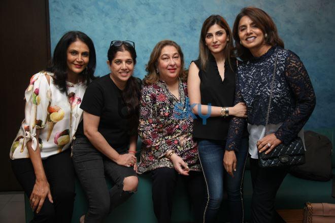 Qaidi Band Screening At Yash Raj Films