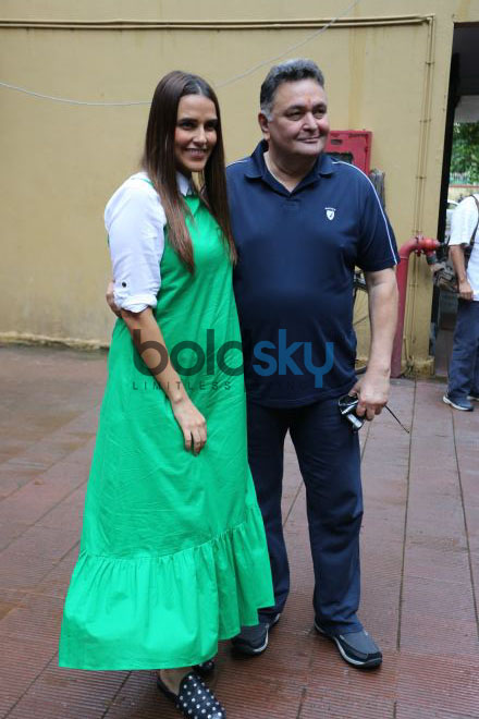 Rishi Kapoor Records For NoFilterNeha Season 2