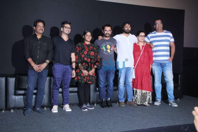 Secret Superstar Song Launch