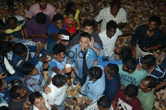 Vivek Oberoi At Fans Screening