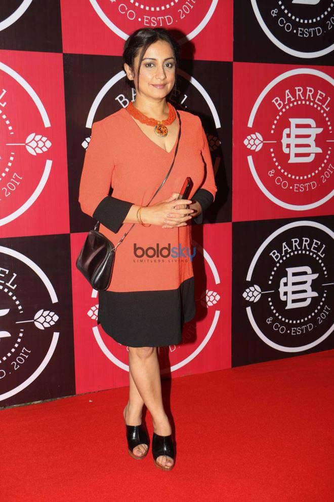 Bidita Bag At Babumoshai Bandookbaaz Success Party
