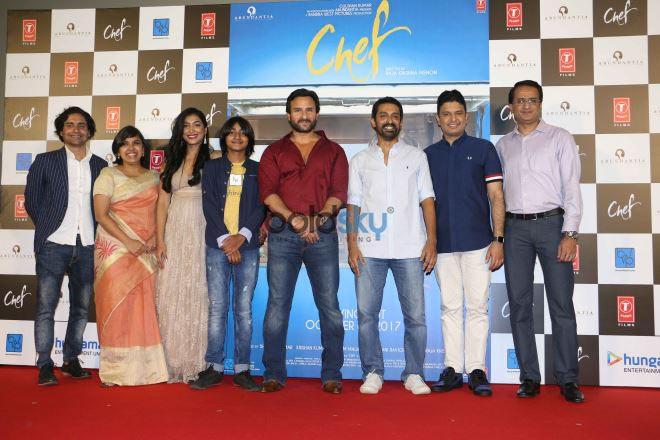 Chef Trailer Launch At PVR Mumbai