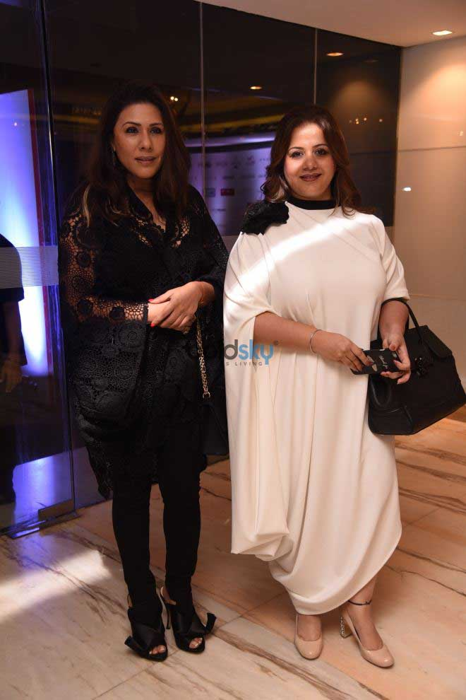 Falguni & Shane Peacock At Bombay Fashion Week