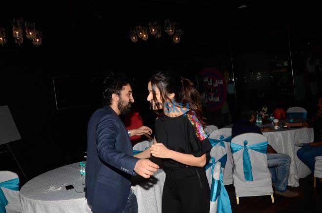 Haseena Parkar Movie Promotion