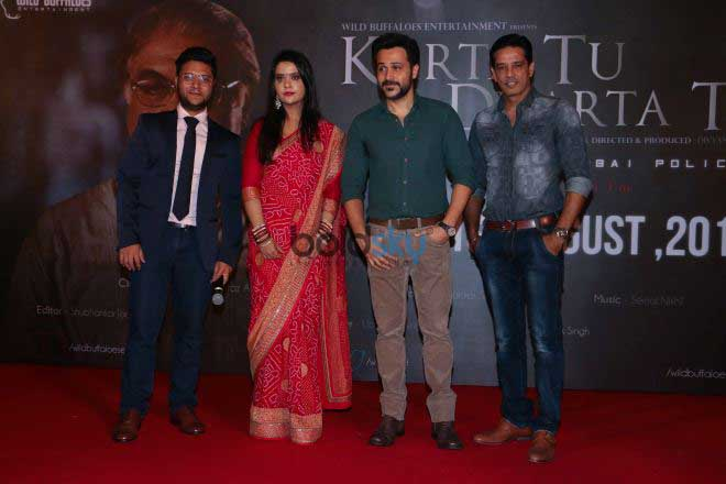 Karta Tu Dharta Tu Trailer Launch