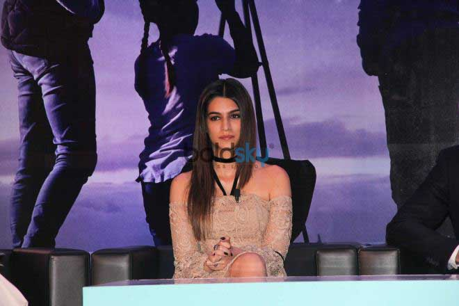 Kriti Sanon At 'THINK NEW' In New Zealand Press Meet