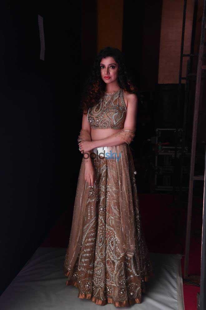 Nandita Mahtani Present At The Bombay Times Fashion Show