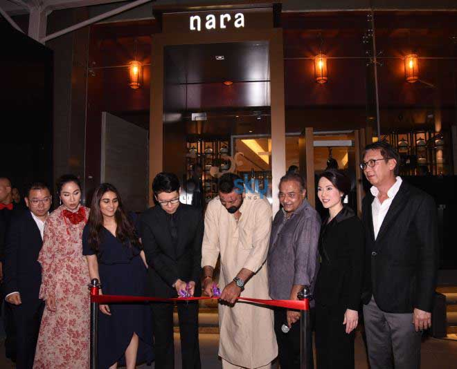 Nara Thai Restaurant Launch