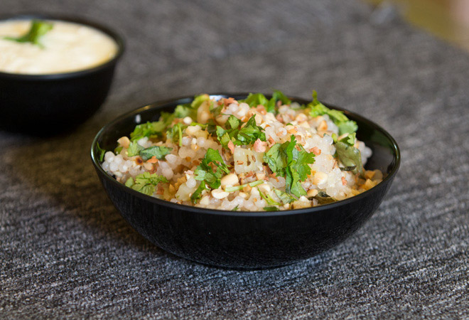 Navratri Special Recipes: Sabudana Khichdi