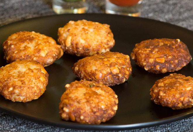 Navratri Special Recipes: Sabudana Tikki