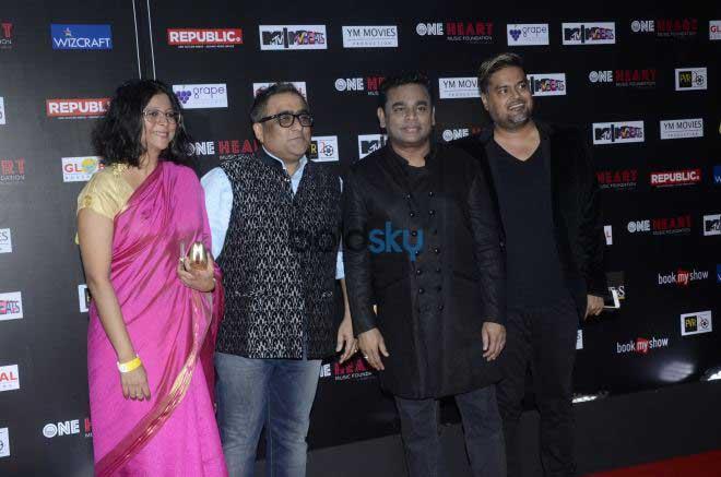 Rahman Concert Premiere