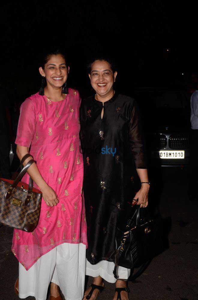 Rakesh Roshan Birthday Bash