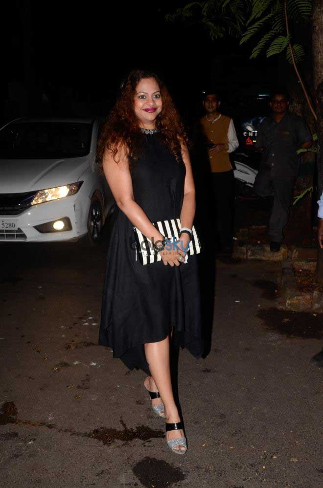 Rakesh Roshan Birthday Bash