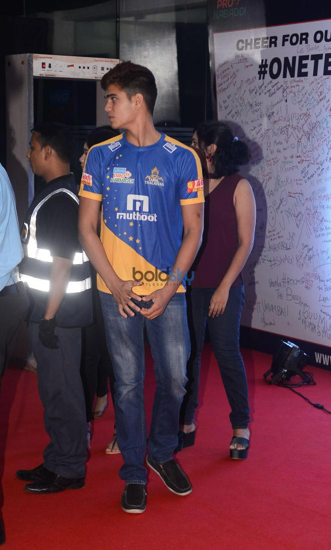 Red Carpet Of Pro Kabaddi League