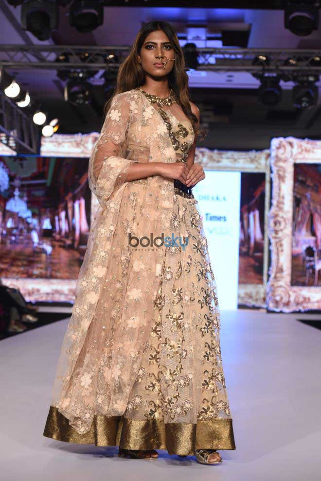 Rina Dhaka Presents At Bombay Times Fashion Week 2017