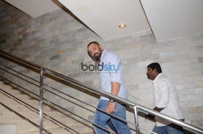 Rohit Shetty For Khatron Ke Khiladi Interviews