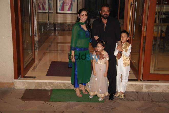Sanjay Dutt House Party