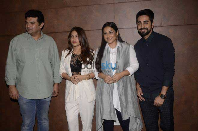 Shubh Mangal Savdhan Premiere