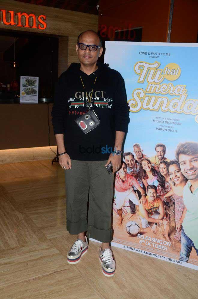 Tu Mera Sunday Trailer Launch