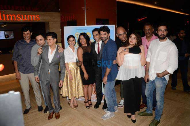 Tu Mera Sunday Trailer Launch