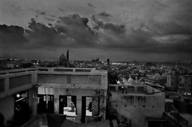 World Of Shadows Through Raghu Rai's Photography
