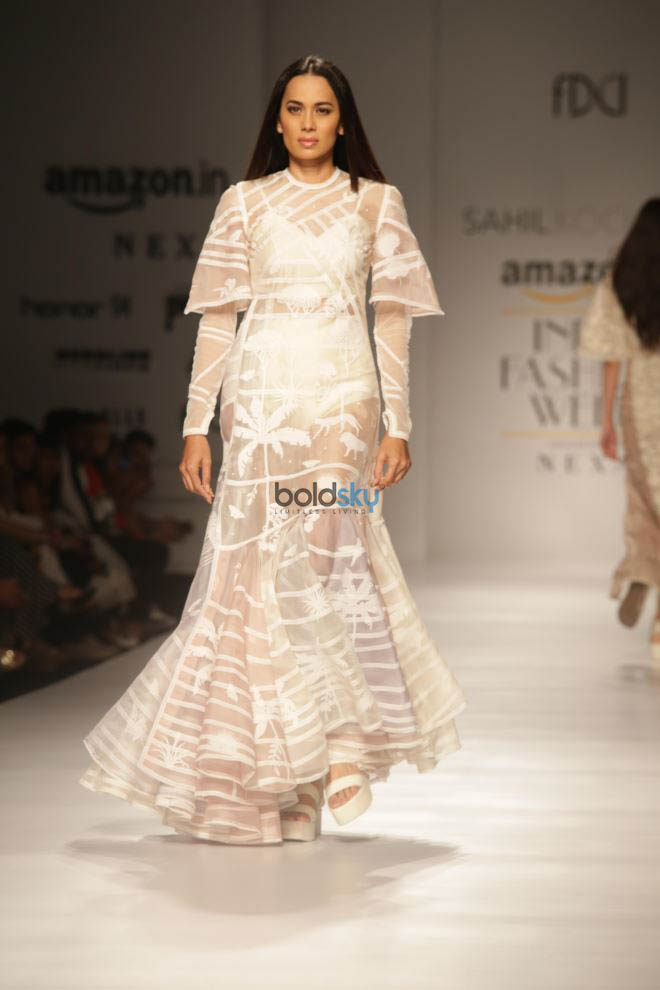 Designer Sahil Kochhar At Amazon India Fashion Week In New Delhi Photos Pics 331751 Boldsky