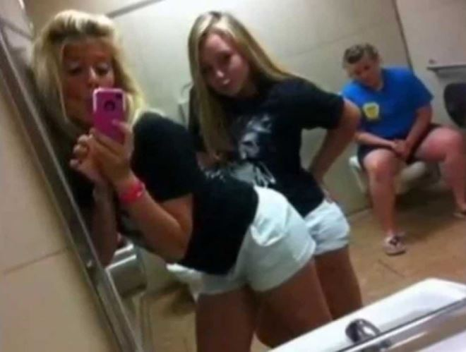 Unbelievably Awkward Selfies!