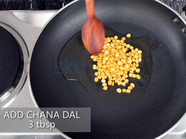 Chana Dal Chutney Recipe