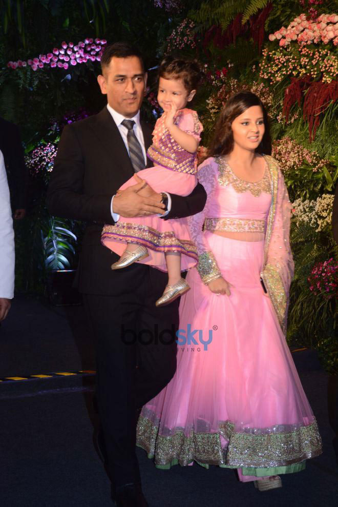 Virat Kohli Wedding.Indian Cricketers At Virat Kohli And Anushka Sharma Mumbai Wedding