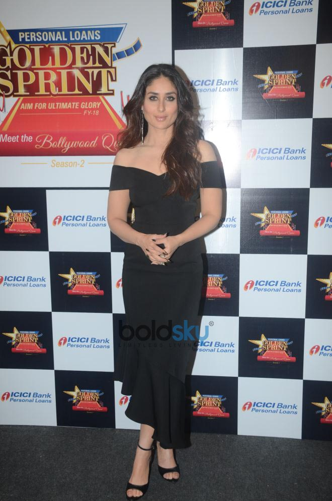 Kareena Kapoor Khan At Golden Spirit 2018