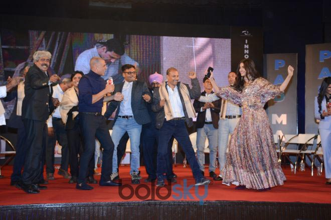 Team 'PadMan' Present Innovation Conclave