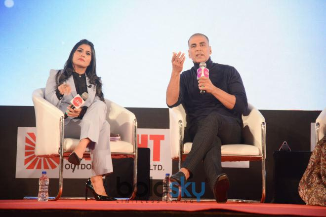 Team 'PadMan' Present Innovation Conclave