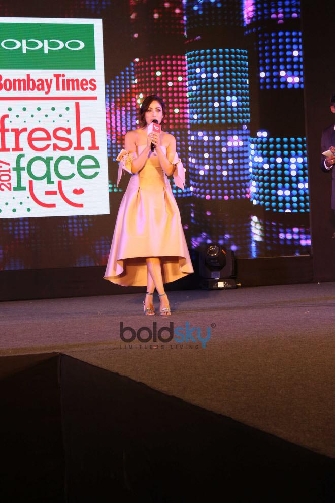The Mumbai City Finale Of The 10th Edition Of Oppo Times Fresh Face