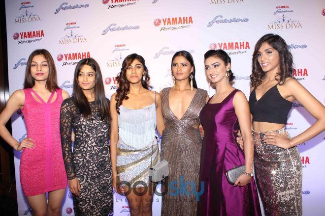 Yamaha Celebrate Fashion And Flair 2018