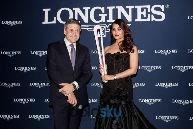 Aishwarya Rai At Longines Event In Sydney